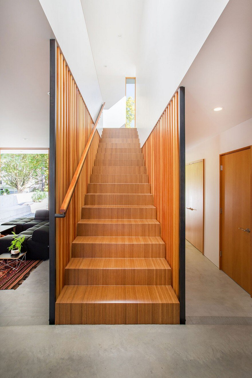 staircase, SHED Architecture & Design