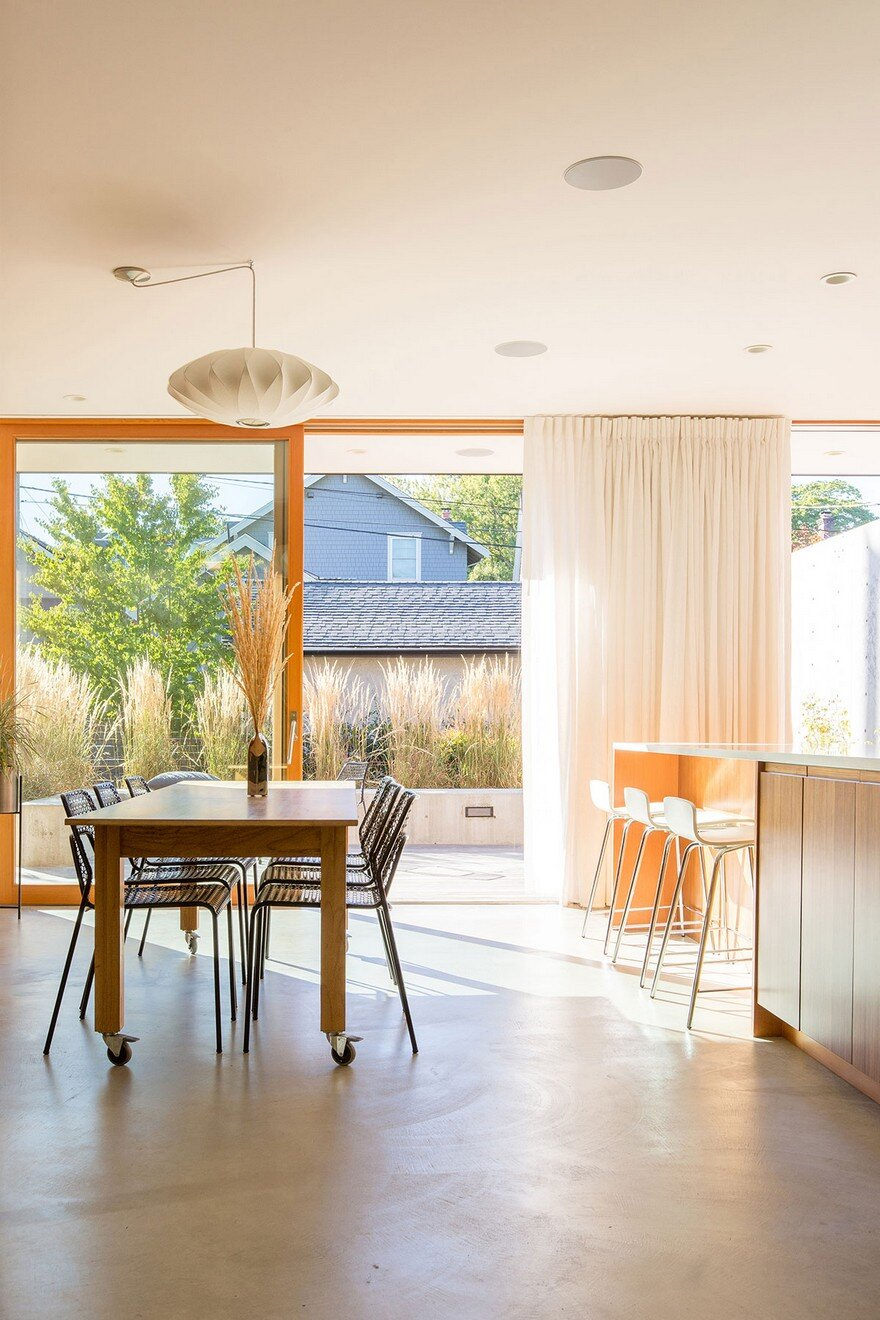 dining room, SHED Architecture & Design