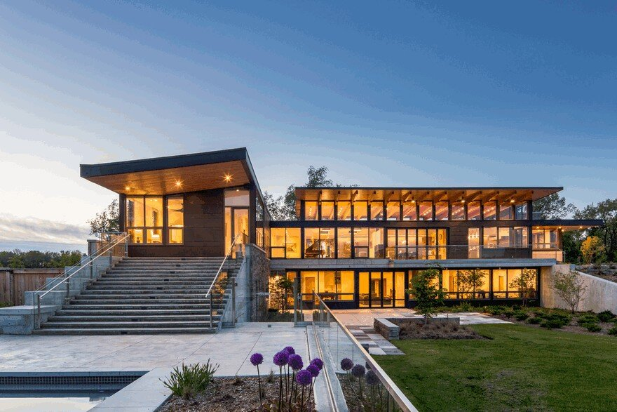Millgrove House by Toms + McNally Design 1