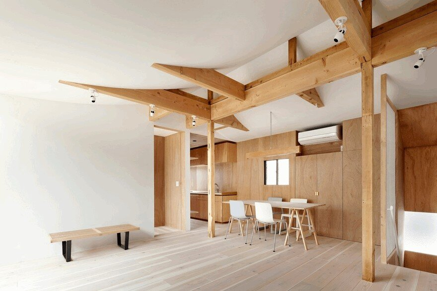 Multi-Generation House Renovation in Tokyo, Japan 9