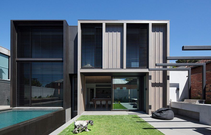 Malvern House: Addition and Renovation to an Existing Edwardian Style House
