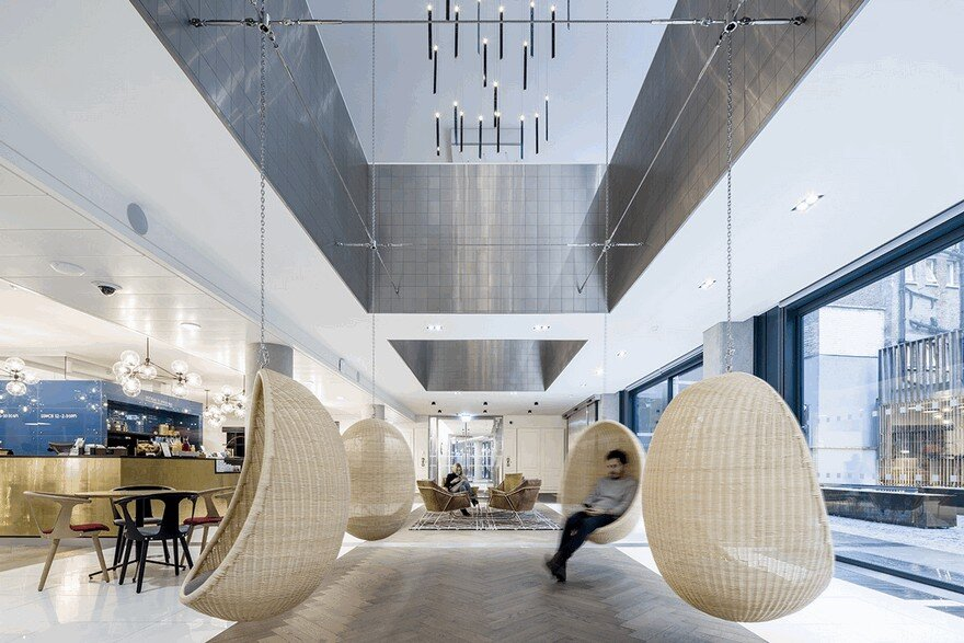 New London Office for Saatchi & Saatchi by Jump Studios 4