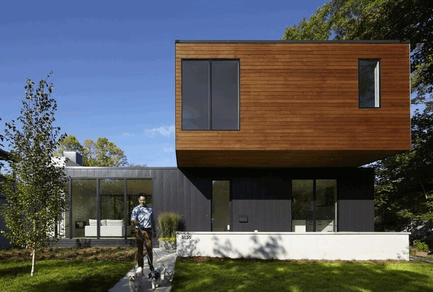 Sheridan Residence by Peterssen / Keller Architecture 1