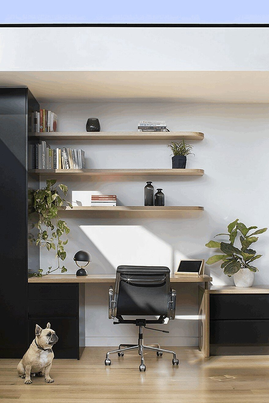 home office, Ben Callery Architects