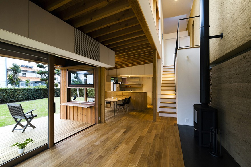 Tukurito Architects Designed the Arakabe House Using Traditional Japanese Construction Methods 4