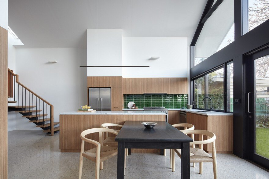 Federation Cottage Transformed into a Two-Level, Contemporary House in Melbourne 1