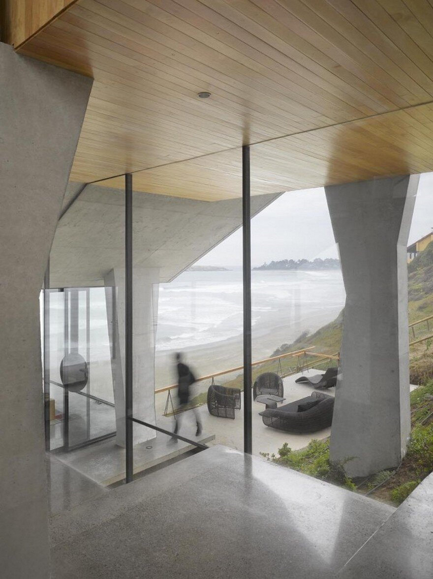 Ghat House in Chile, Max Núñez Arquitectos 10