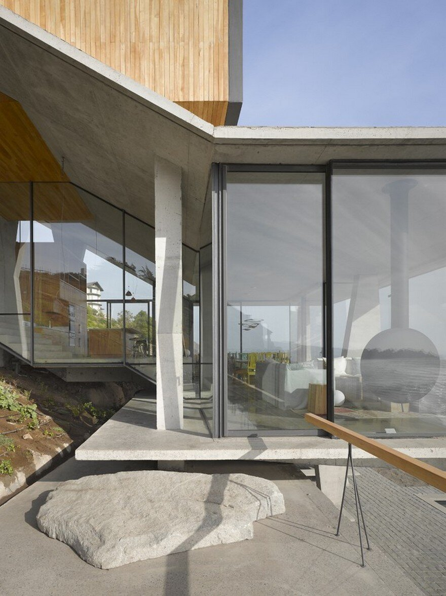 Ghat House in Chile, Max Núñez Arquitectos 2