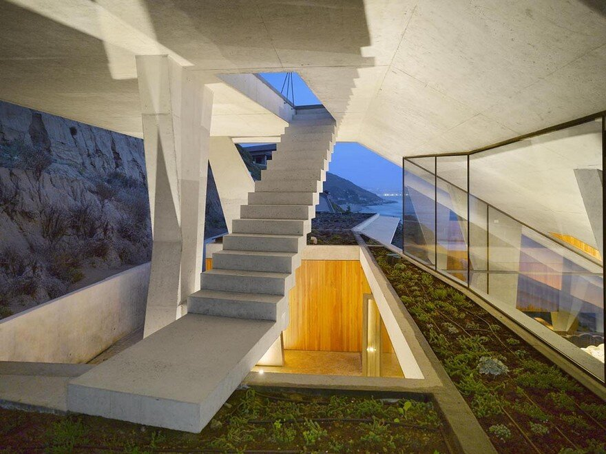 Ghat House in Chile, Max Núñez Arquitectos 3