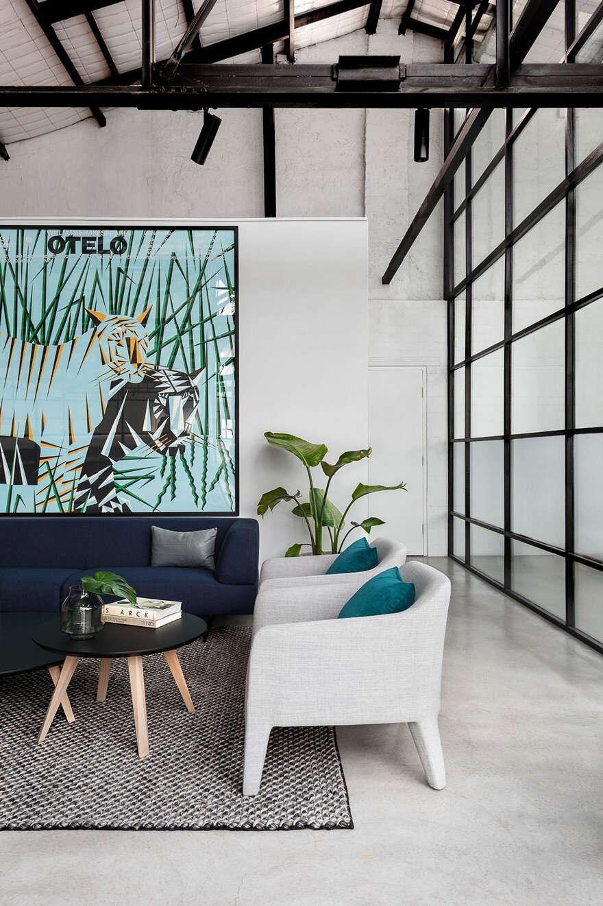Modern Warehouse Conversion in Melbourne 1