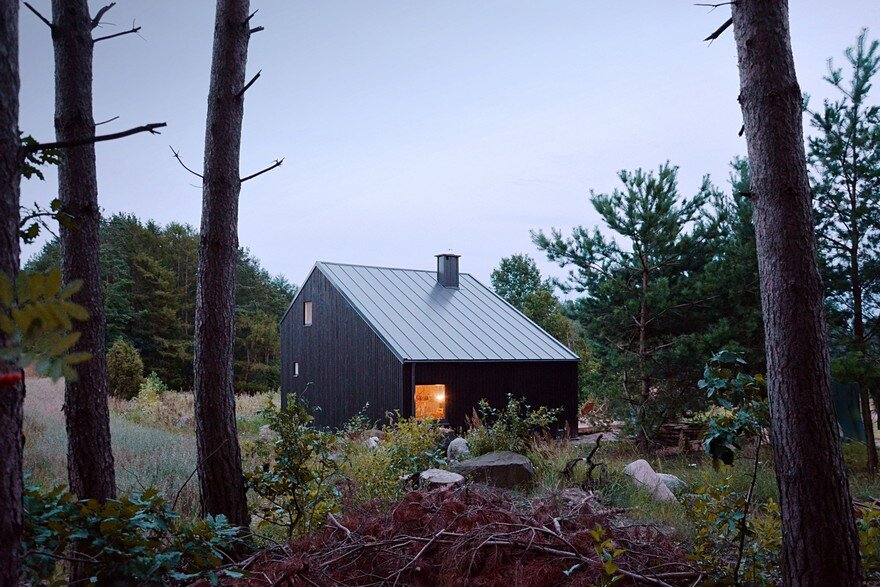 Off-Grid Cottage in the Polish Countryside 7