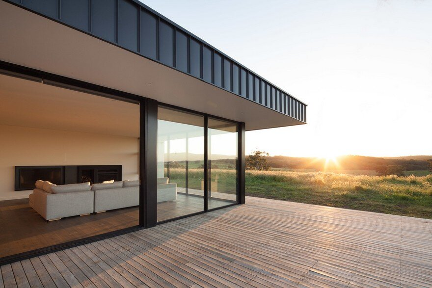 Off-the-Grid Sustainable House in Victoria's Central Highlands 2