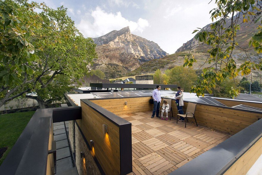 Rock Canyon House by Imbue Design 16