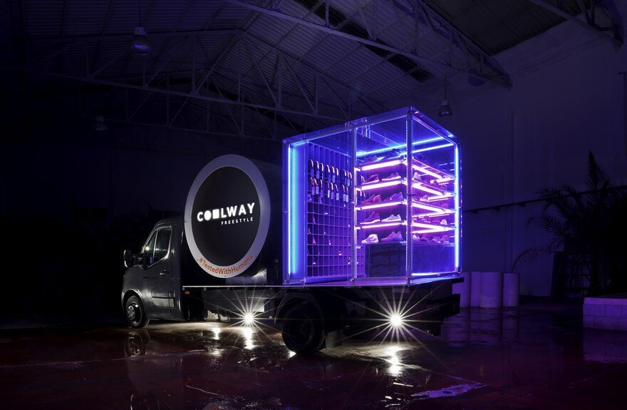 Shoe Shop on Wheels for Coolway Freestyle 8