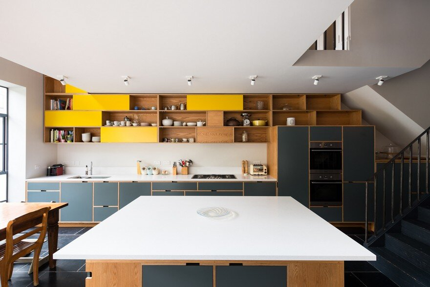 Terrace House Renovation in South Hampstead, London 2