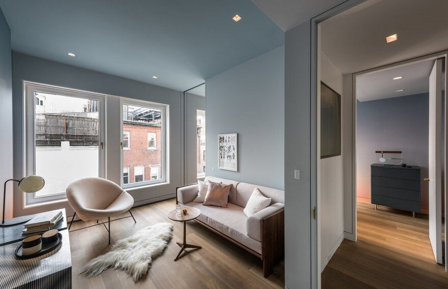 Upper East Side Townhouse Renovated by Michael K Chen Architecture 11