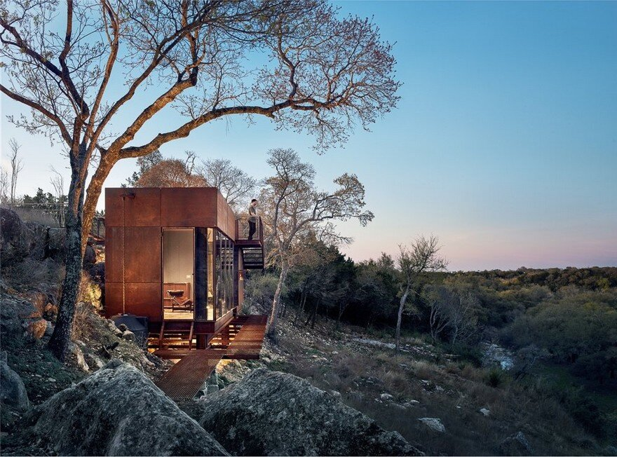 Clear Rock Ranch, Lemmo Architecture and Design 11