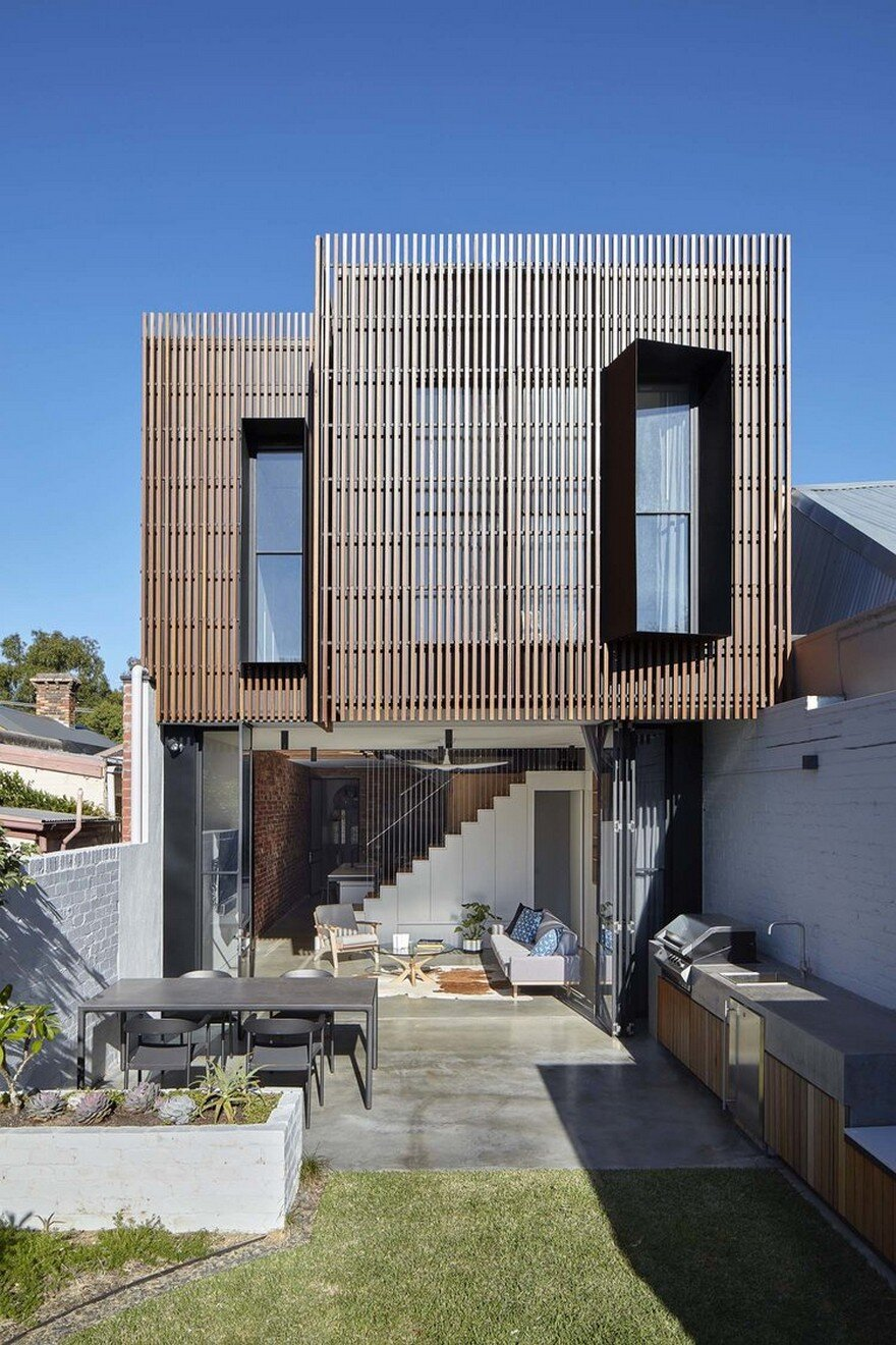 Fitzroy North House Renovation