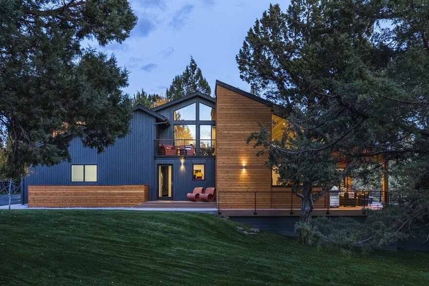 Redmond Ranch Gets Three Modern Additions and Stylish Interiors 1