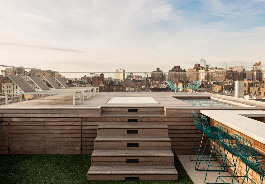 West Village Penthouse Renovated and Reconfigured as an Open and Airy Home 16