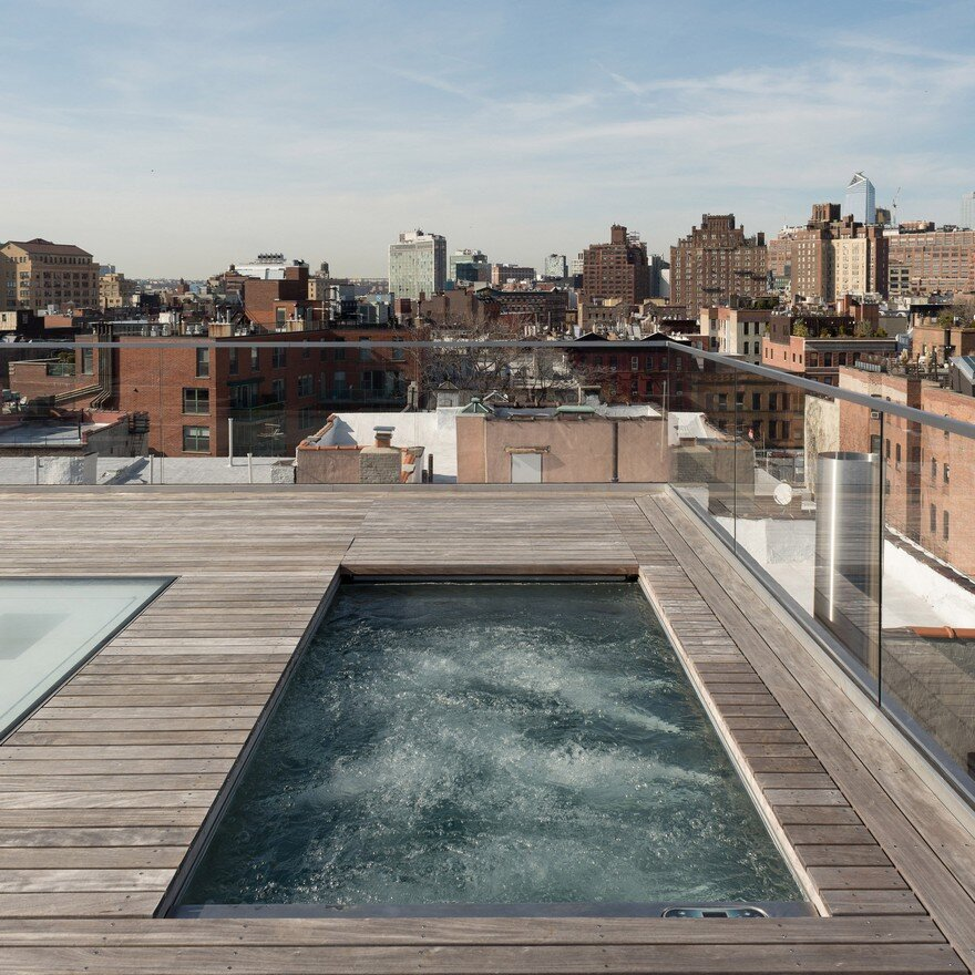 West Village Penthouse Renovated and Reconfigured as an Open and Airy Home 17