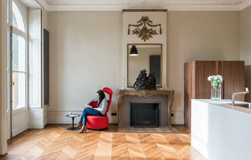 An 1850s Bordeaux Hotel Transformed into a Warm, Welcoming Family Home 2