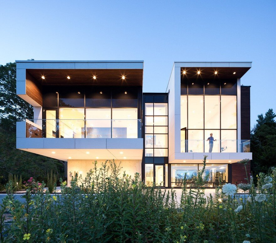 Syncline Residence in Halifax, Omar Gandhi Architect 9