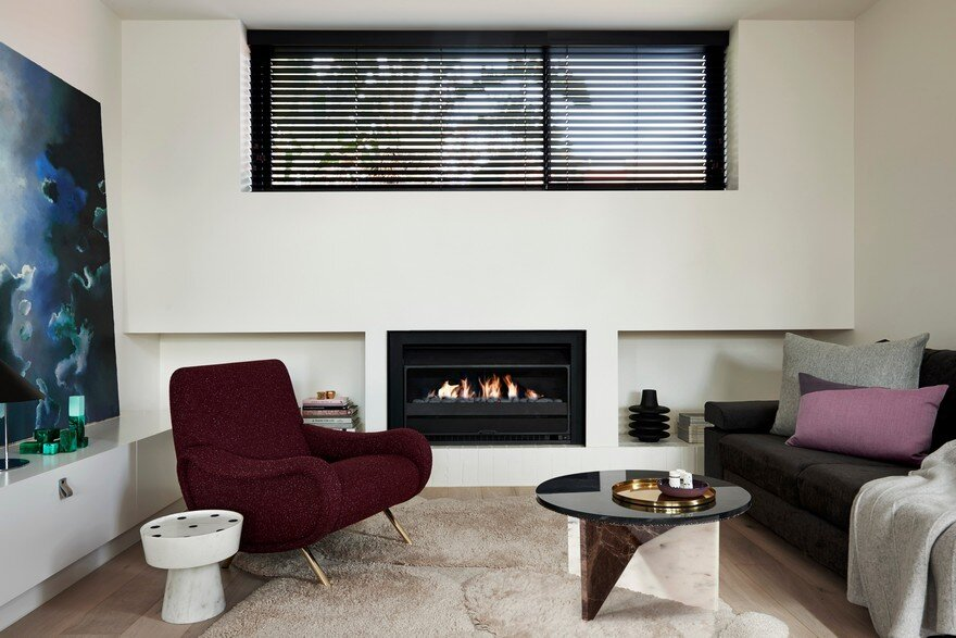 Contemporary Double Storey House in Prahran, Australia 2