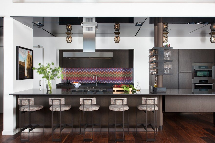Cravotta Interiors Reimagines the Comforts of Home in an Austin High-Rise 5