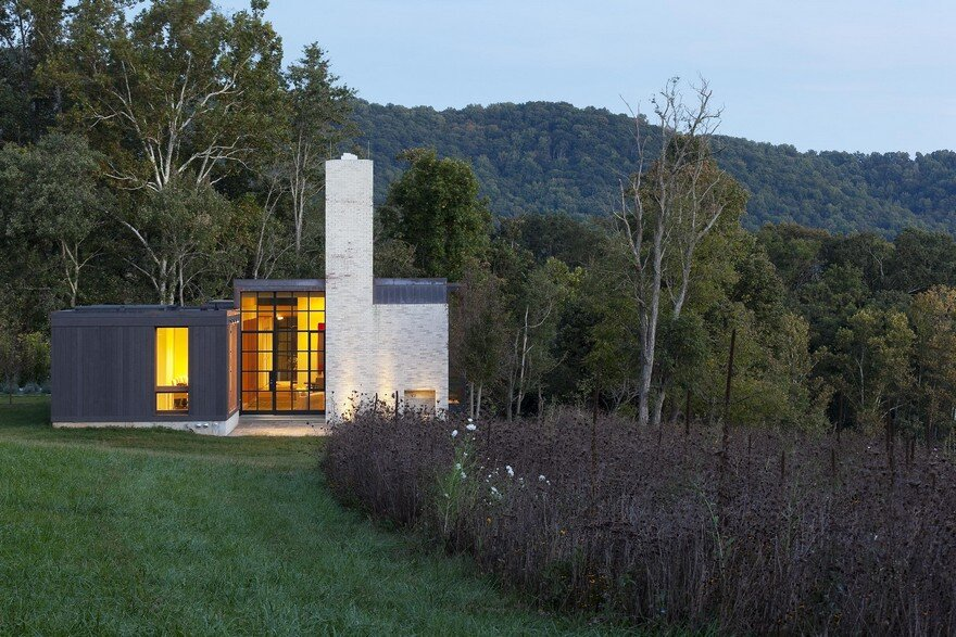Fletchers Mill House by Richard Williams Architects