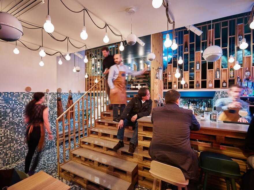 Tiger: New Parisian Temple for Mixology Dedicated to Gin & Tonic 3