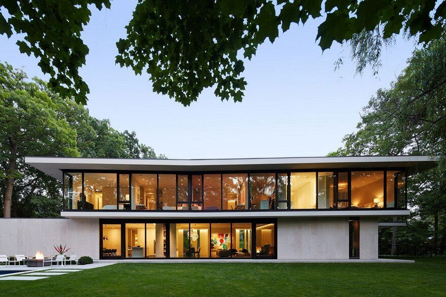 Ravine Residence, Robbins Architecture
