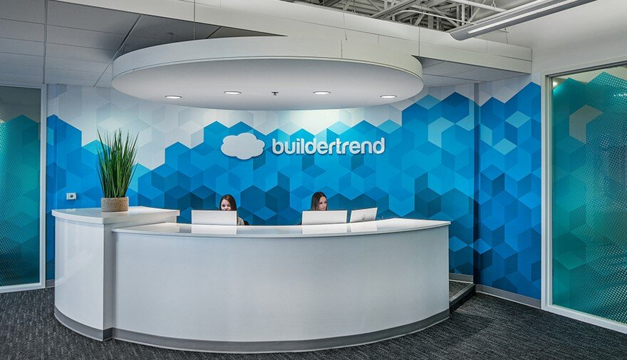 Buildertrend Corporate Office by RDG Planning & Design