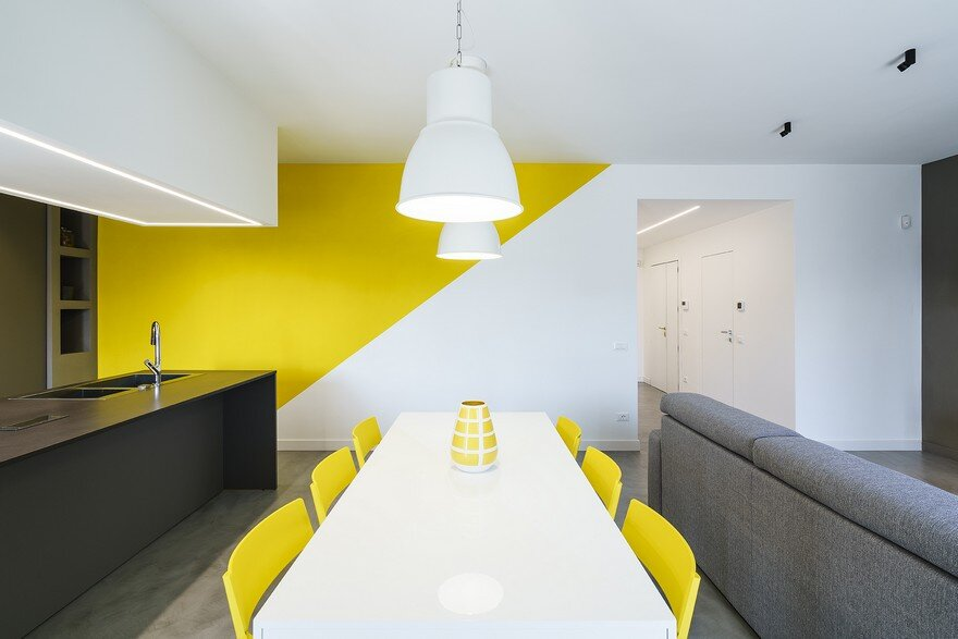 Diagonal Apartment by Brain Factory Architecture & Design 4