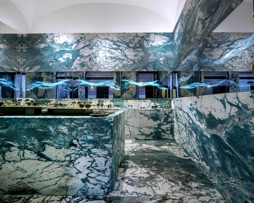 Hawkers Rome Store by CuldeSac Custom Retail 1