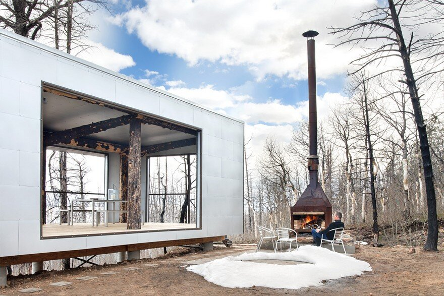 Phoenix Retreat: A House Rises from the Ashes 8