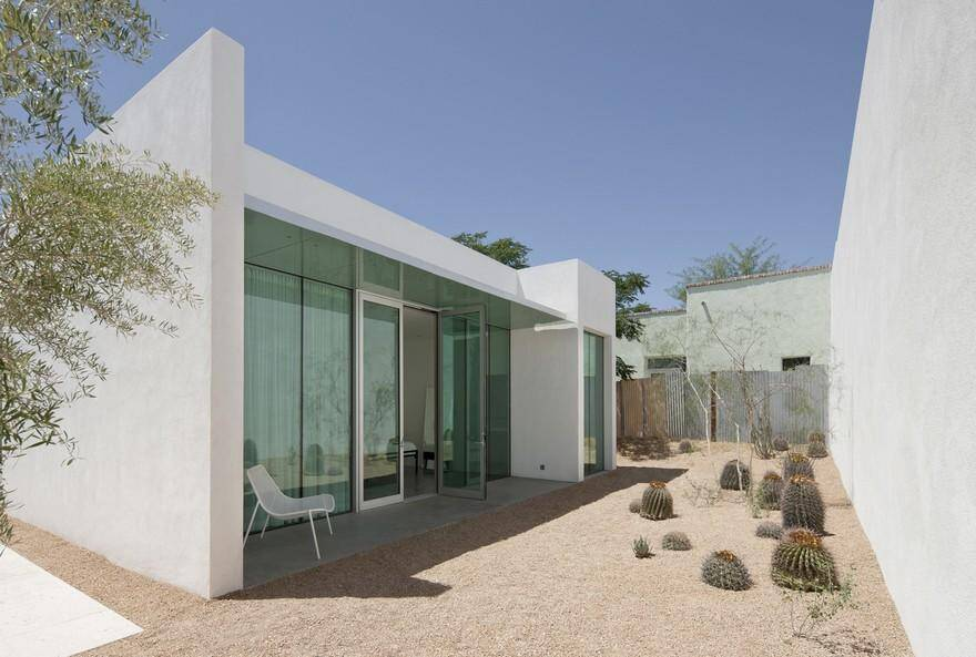 Barrio Historico House in Tucson by HK Associates