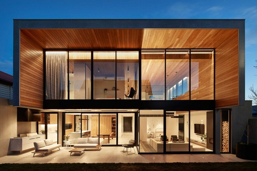 Light-Infused Contemporary Family Home in Ascot Vale, Victoria 18