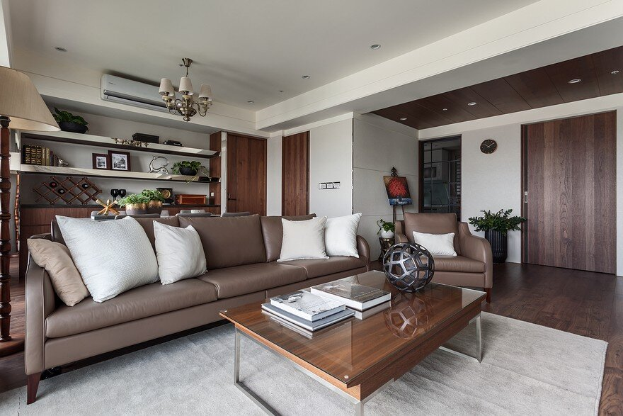North Taipan City Luxury Apartment by Chien Design 6