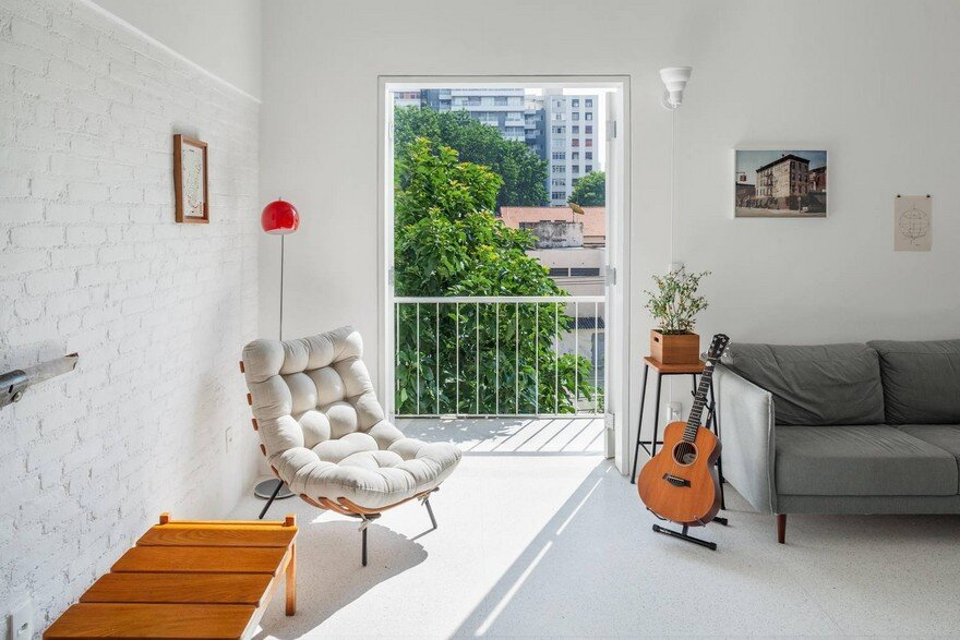 One-Bedroom Flat Becomes Bright and Practical After Renovation