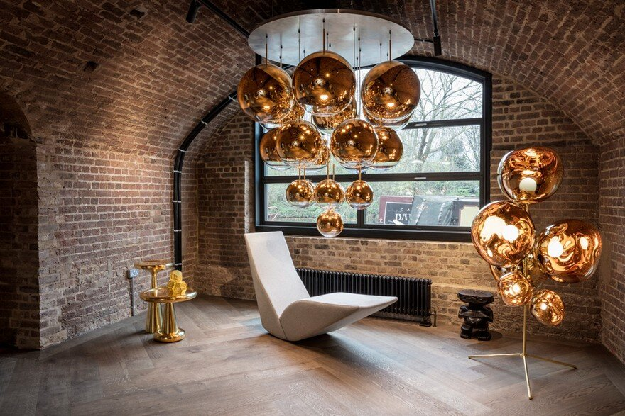 The Coal Office: New Home for Tom Dixon's Latest Experiments and Innovations 3
