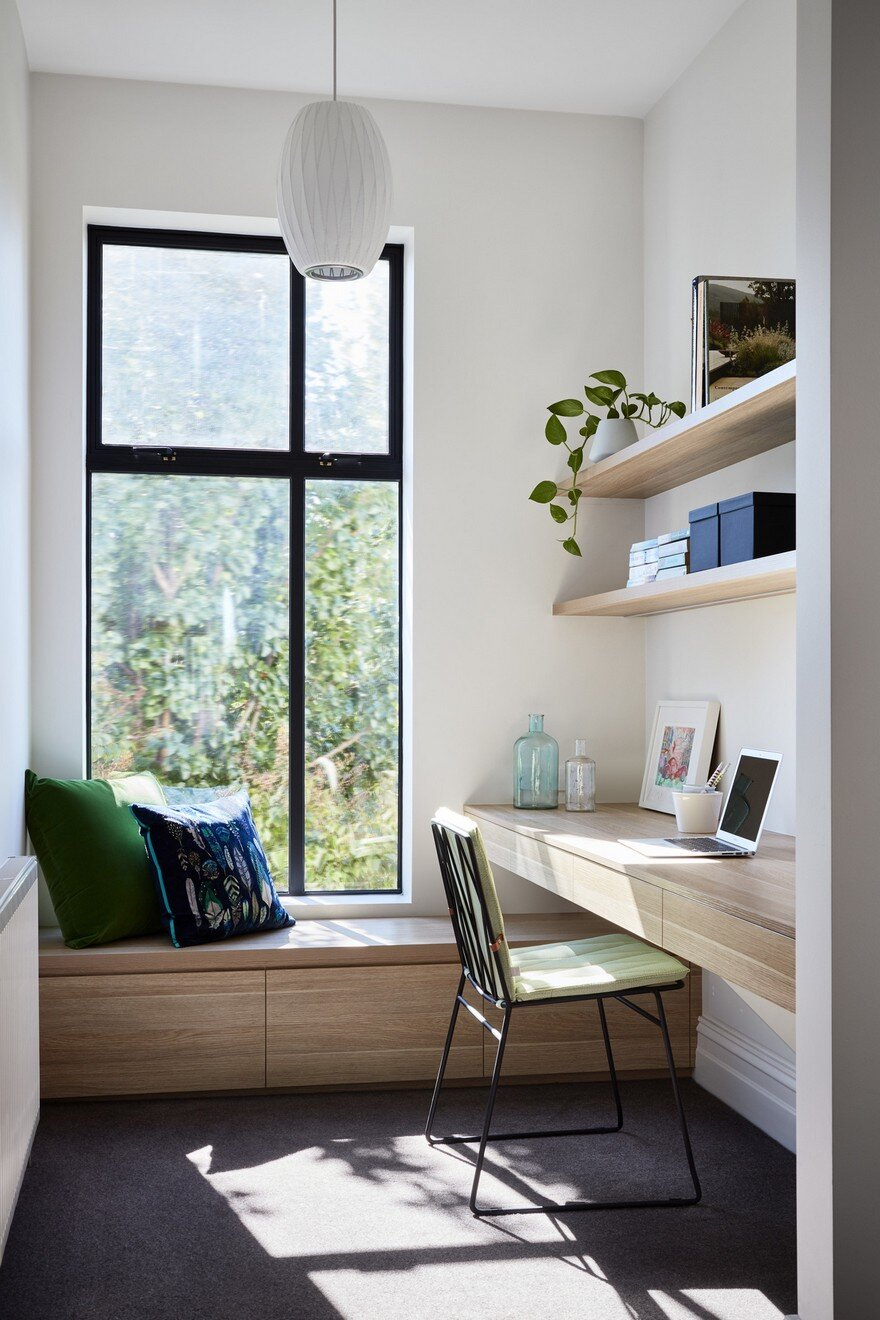 home office, Bryant Alsop Architects