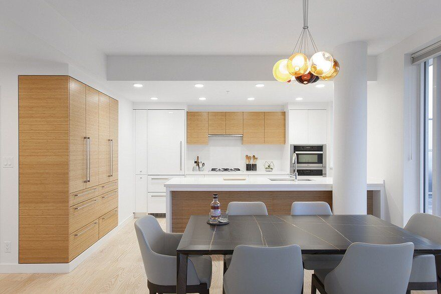 1,800 sf Condo Renovated by Haeccity Studio for Maximum Efficient Use of Space