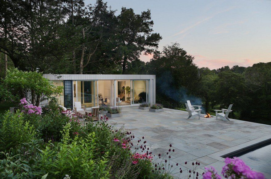 New Canaan Studio for a Landscape Architect and Her Family 8