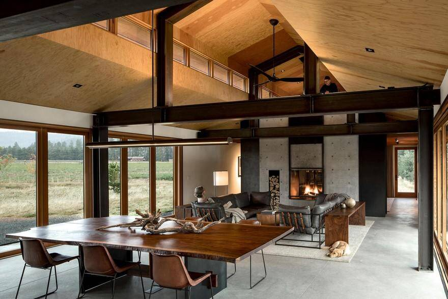 Trout Lake Retreat by Olson Kundig 4