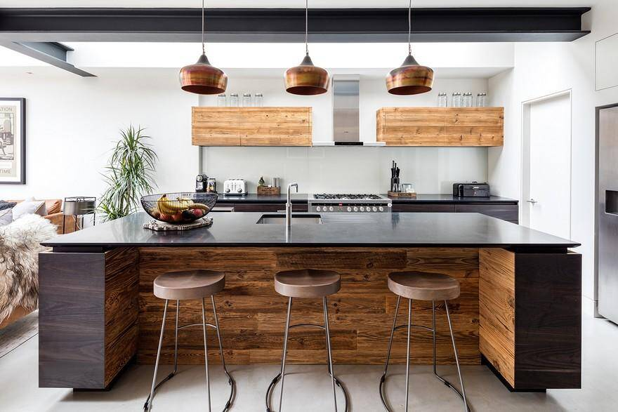 Victorian Brick Terraced House Renovated by Granit Architects 4