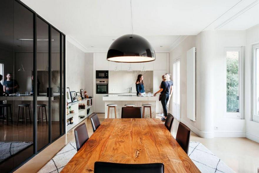 Badr Apartment in the Eixample District of Barcelona , Pepe Gascón Architecture 12