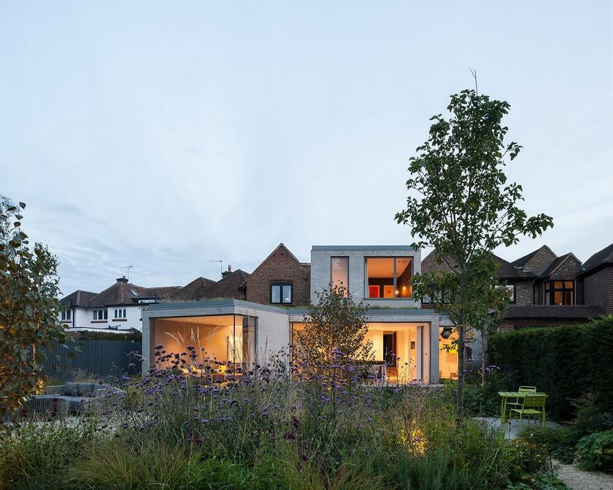 Oatlands Close House / SOUP Architects 9