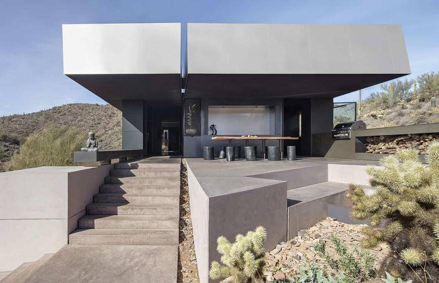 Hidden Vallery Desert House / Wendell Burnette Architects 2