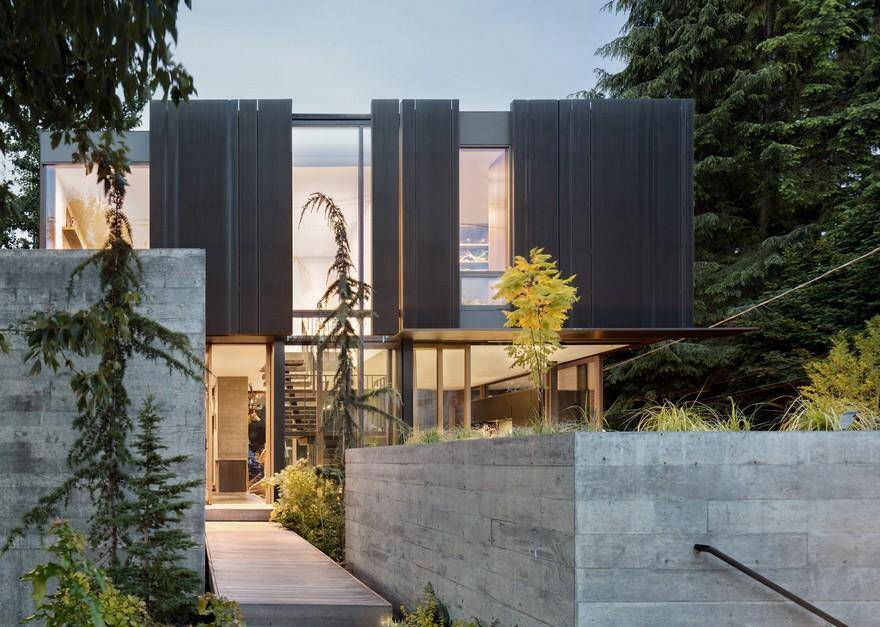 Magnolia Residence in Seattle / Mw|works Architecture + Design